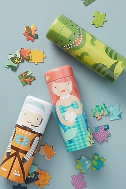 Puzzle and Coin Bank