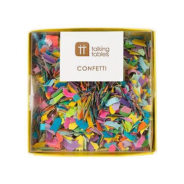 Rainbow Birthday Confetti