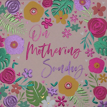 Belly Button Mothers Day Cards