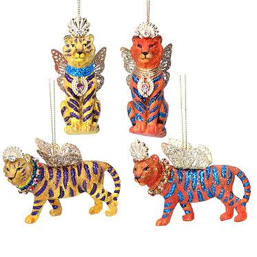 Fantasy Tiger Hanging Decoration