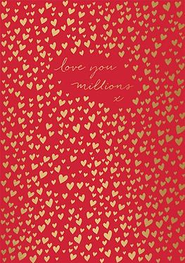 Sara Miller Valentine's Cards