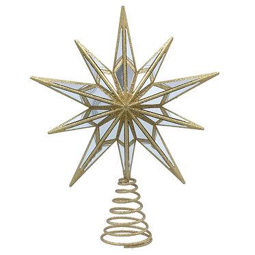 Christmas Tree-Top Star