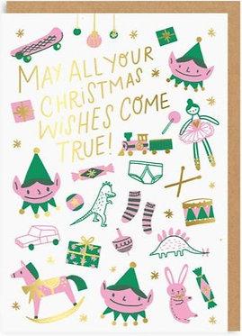 Ohh Deer Christmas Cards