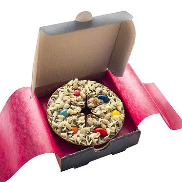 Jelly Bean Jumble Mini Chocolate Pizza - 4 inch