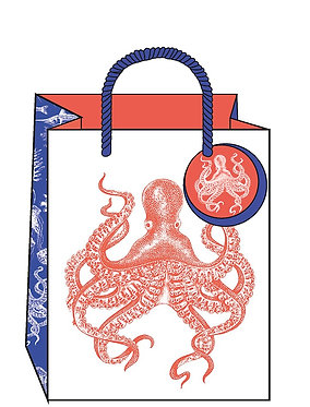 Into the Blue Gift Bags