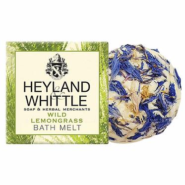 Wild Lemongrass Bath Melt