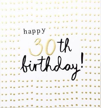 More 30th Birthday