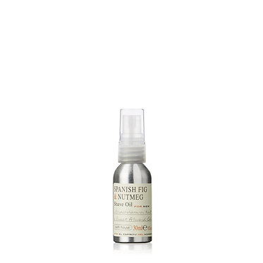 Spanish Fig and Nutmeg Shave Oil