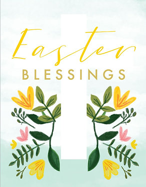 Easter Blessings by Think of Me