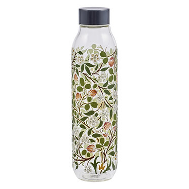 V&A Clover Glass Water Bottle