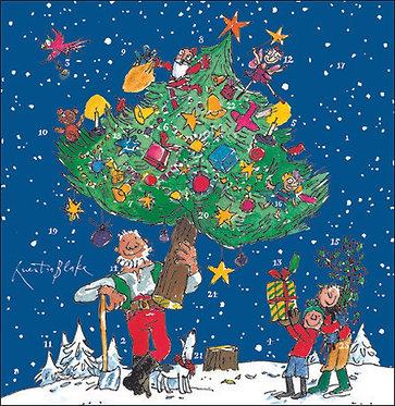 Quentin Blake Small Advent Calendar
