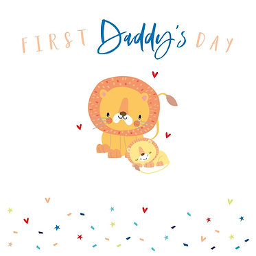 First Daddy's Day