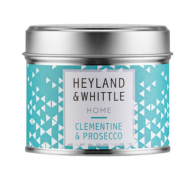 Heyland & Whittle Candle in a Tin