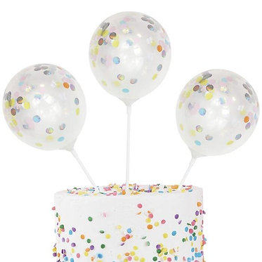 Cake Topper Balloon Kit