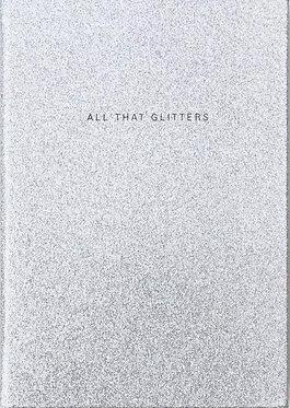 Large Ruled Hardback Notebook with Pocket