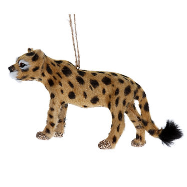 Cheetah Hanging Decoration