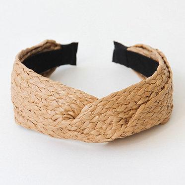 Woven Stripe Headband