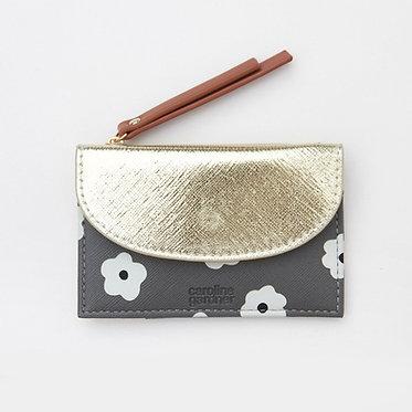 Card Wallet/Coin Purse by Caroline Gardner