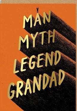 Man Myth Legend