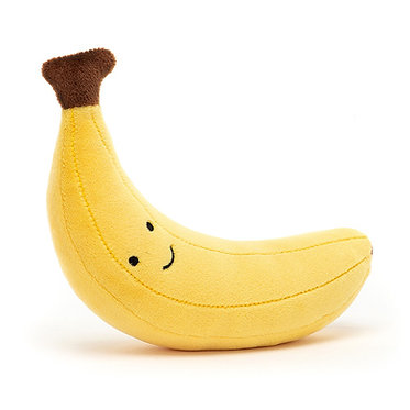 Fabulous Fruit Banana Soft Toy by Jellycat