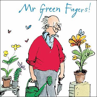 Mr Green Fingers