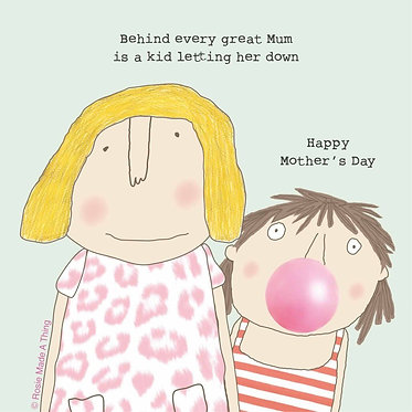 Rosie Made a Thing Mother's Day Cards