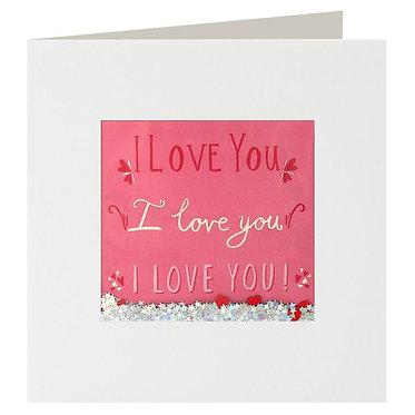 James Ellis Shakies Valentine's Cards