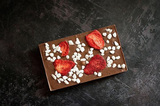Artisan Chocolate Bar - Eton Mess