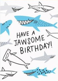 Hello Lucky Cards by Ohh Deer