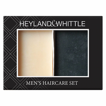 Men's Haircare Duo by Heyland and Whittle