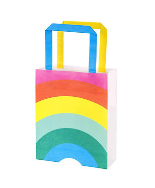 Birthday Brights Rainbow Party Bags