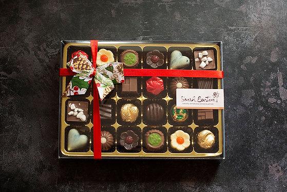 Handmade Luxury Chocolate Selection