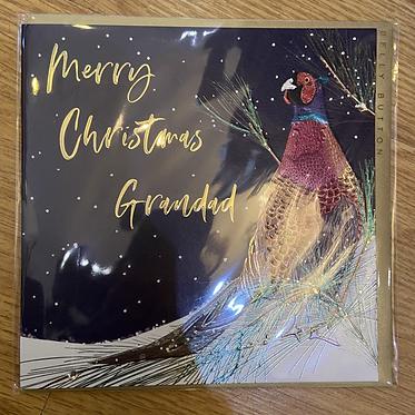 Grandad Pheasant