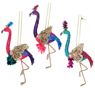 Fantasy Flamingo Decoration