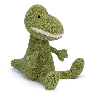 Toothy T Rex by Jellycat