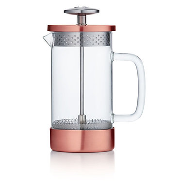 French Press Copper 3 Cup