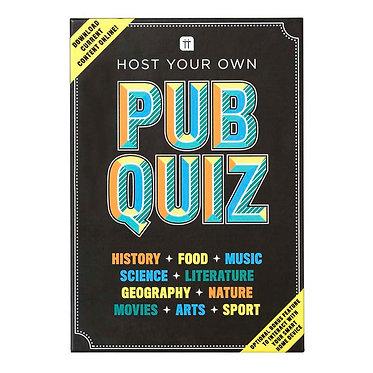 Host Your Own Pub Quiz