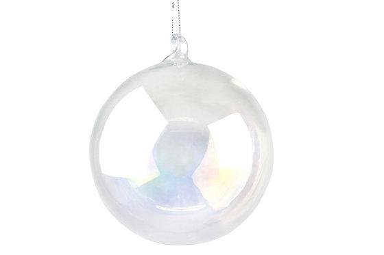Soap Bubble Christmas Bauble