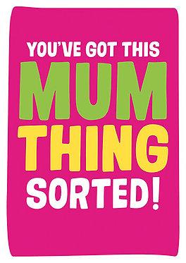 Mum Cards by Dean Morris
