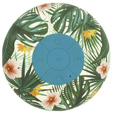 Singing in the Shower  Bluetooth Speaker - Tropical