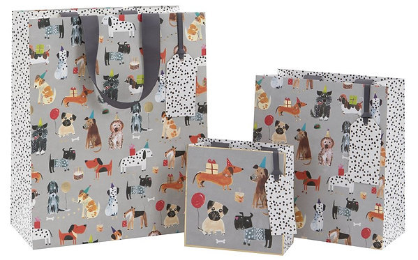 Dogs Gift Bags