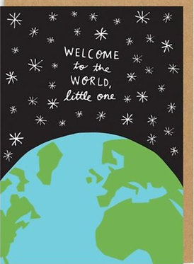 New Baby Card by Ohh Deer