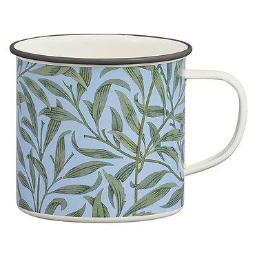 V&A Design Enamel Mugs