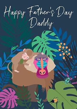 Daddy Baboon