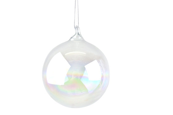 Small Soap Bubble Bauble