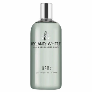 Luxury Foam Bath by Heyland and Whittle