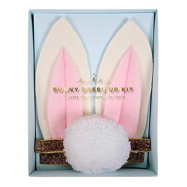 Bunny Dress Up Kit by Meri Meri