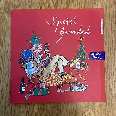 Roald Dahl Special Grandad