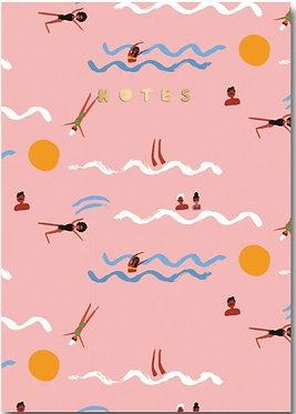 Carolyn Suzuki Swimmers Notebook