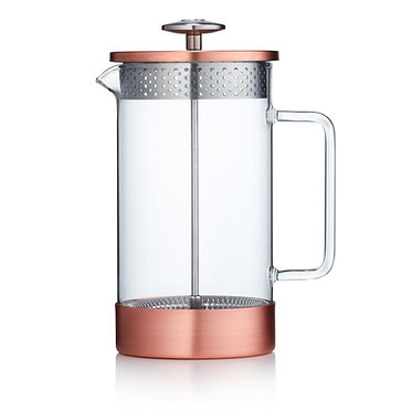 French Press Copper 8 Cup